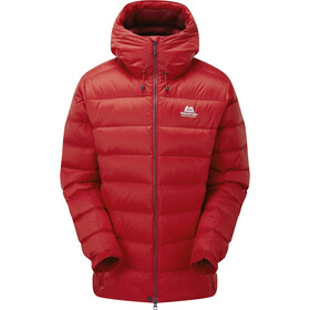 Mountain Equipment Senja Chaqueta Hombre, barbados red